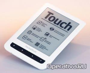 Покетбук Тач (PocketBook touch) – обзор электронной читалки