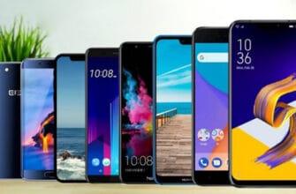 Топ-6 лучших бюджетных смартфонов на конец 2020 года